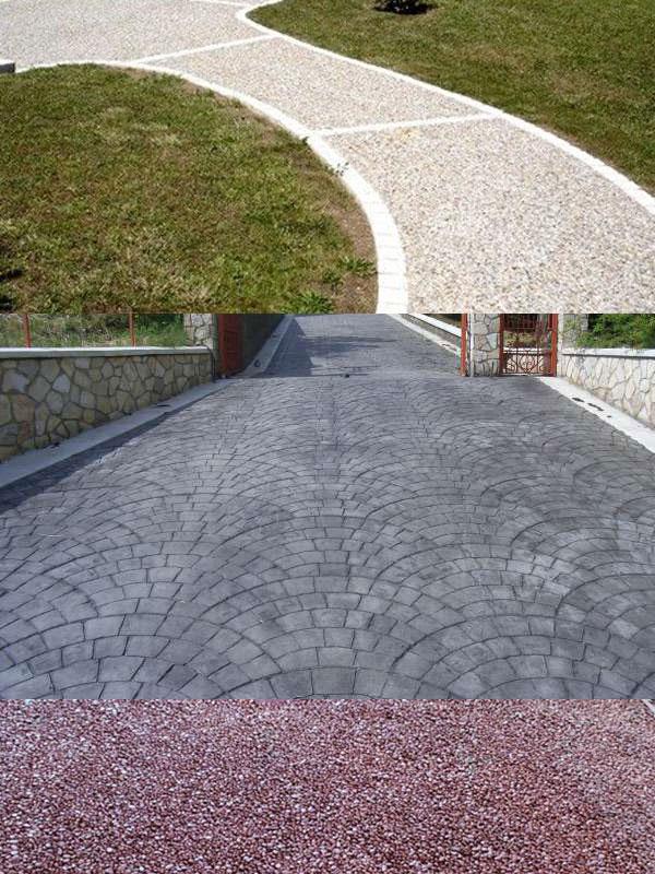 pavimentos del hormigón decorativo Pavex