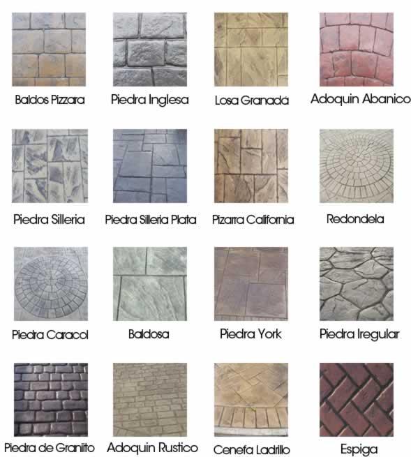 moldes y formas