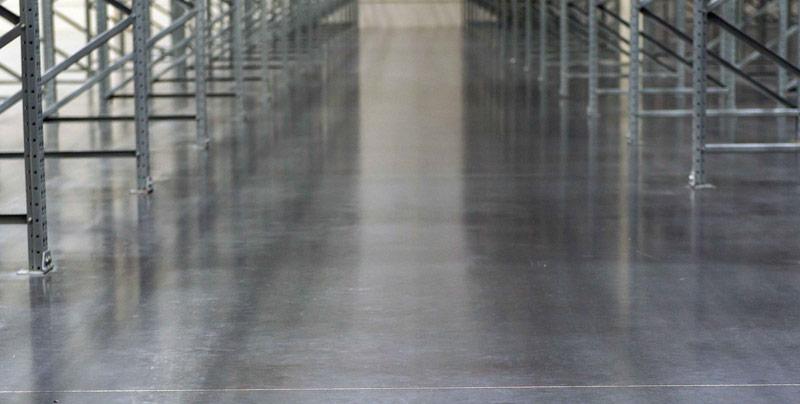 Pavimentos de hormigón pulido