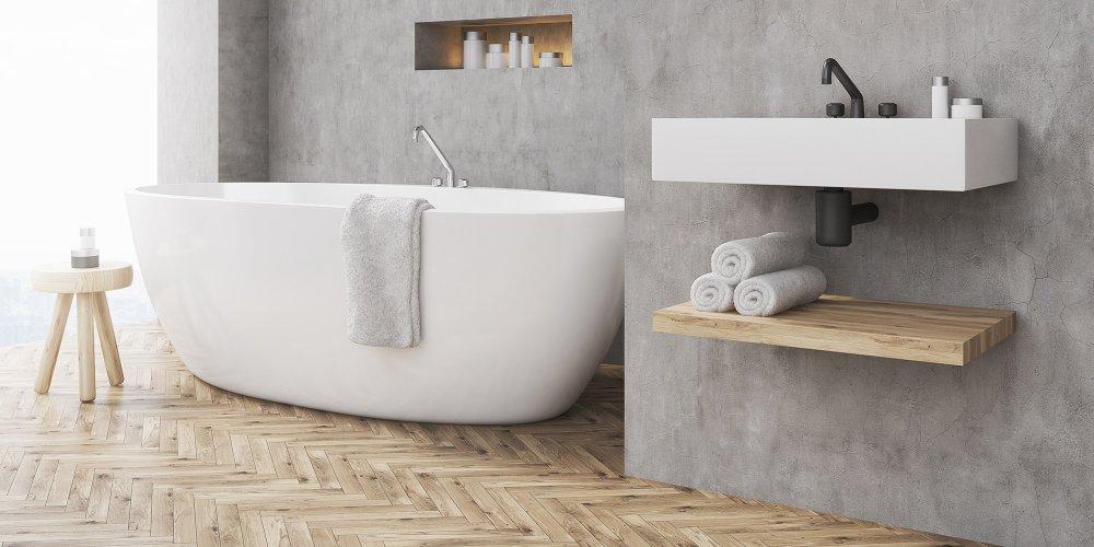 Microcemento para paredes banos