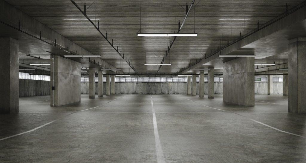 pavimento hormigon para su  garaje